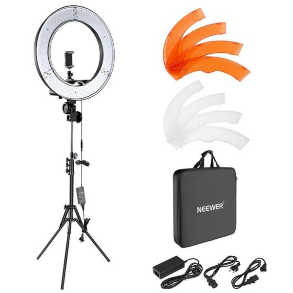 Non-Rechargeable Photography ring light