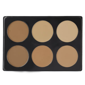 Tara 6 in 1 powder palette - Half Dual Powder Palette