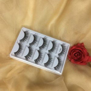 5 Pairs In One Mink Lashes